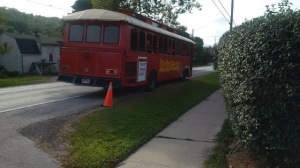 Heritage Tour Trolley